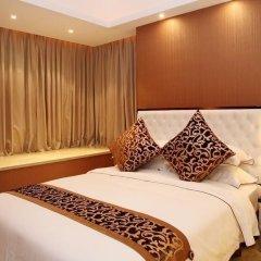 Отель Huahong Hotel Китай, Чжуншань - отзывы, цены и фото номеров - забронировать отель Huahong Hotel онлайн комната для гостей фото 4
