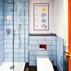 ibis Styles Manchester Portland Hotel (Newly refurbished) ванная