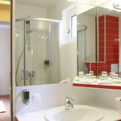Отель Deutschmeister Австрия, Вена - отзывы, цены и фото номеров - забронировать отель Deutschmeister онлайн ванная