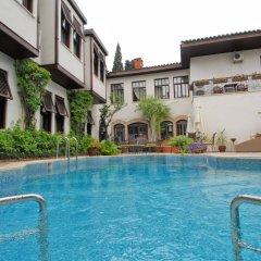 Aspen Hotel - Special Class Турция, Анталья - 2 отзыва об отеле, цены и фото номеров - забронировать отель Aspen Hotel - Special Class онлайн бассейн фото 2