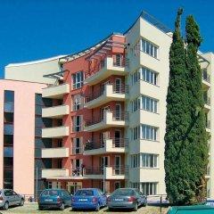 Отель Aquamarine Apartments Болгария, Золотые пески - отзывы, цены и фото номеров - забронировать отель Aquamarine Apartments онлайн парковка