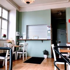 Dockside Hostel Old Town Стокгольм интерьер отеля