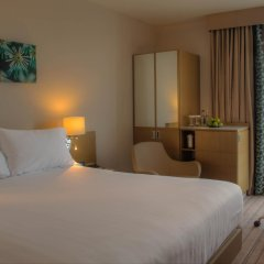Отель Hilton Garden Inn Glasgow City Centre 4* Стандартный номер с разными типами кроватей фото 3