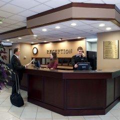 Отель Capital Hill Hotel & Suites Канада, Оттава - отзывы, цены и фото номеров - забронировать отель Capital Hill Hotel & Suites онлайн интерьер отеля фото 3