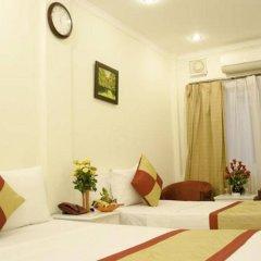 Отель Blue Moon Hotel Вьетнам, Ханой - 1 отзыв об отеле, цены и фото номеров - забронировать отель Blue Moon Hotel онлайн комната для гостей фото 5