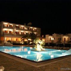 Отель Kernos Beach бассейн фото 3