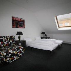 Отель Heimat St. Pauli Германия, Гамбург - отзывы, цены и фото номеров - забронировать отель Heimat St. Pauli онлайн комната для гостей фото 3