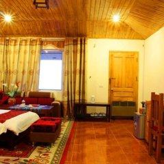 Отель Sapa Luxury Вьетнам, Шапа - отзывы, цены и фото номеров - забронировать отель Sapa Luxury онлайн комната для гостей фото 4