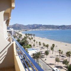 Отель Prestige Victoria Hotel Испания, Курорт Росес - 1 отзыв об отеле, цены и фото номеров - забронировать отель Prestige Victoria Hotel онлайн балкон