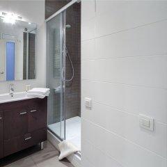 Апартаменты Habitat Apartments Boulevard Барселона ванная