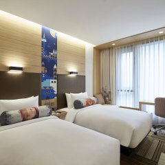 Отель Aloft Seoul Myeongdong комната для гостей