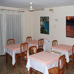 Отель Hostal Residencia Europa Punico питание фото 3