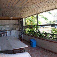 Отель Holiday Sun Lodge Appartamento Vacanze Джардини Наксос в номере фото 2