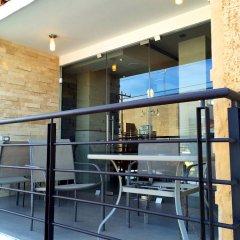 Отель Best Western Cumbres Inn Cd. Cuauhtémoc балкон