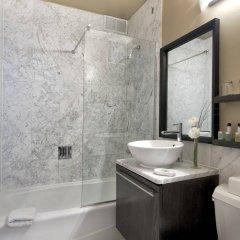 Отель Eurostars Wall Street США, Нью-Йорк - отзывы, цены и фото номеров - забронировать отель Eurostars Wall Street онлайн ванная