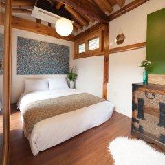 Отель Open Real Luxury Korean Hanok Южная Корея, Сеул - отзывы, цены и фото номеров - забронировать отель Open Real Luxury Korean Hanok онлайн комната для гостей