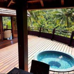 Отель Villa Te Ata - Moorea бассейн фото 2