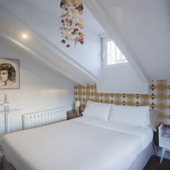 Отель Beautiful Penthouse For 2 people Испания, Мадрид - отзывы, цены и фото номеров - забронировать отель Beautiful Penthouse For 2 people онлайн комната для гостей фото 2