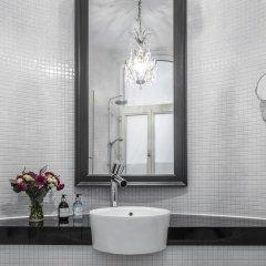 Отель The Sparrow Hotel Швеция, Стокгольм - отзывы, цены и фото номеров - забронировать отель The Sparrow Hotel онлайн ванная фото 2