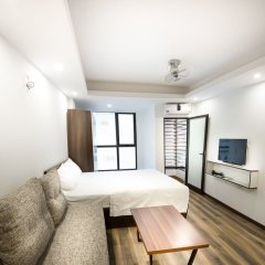Апартаменты Newlife Apartment Hanoi 3 комната для гостей фото 5