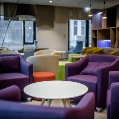 Отель Holiday Inn Dusseldorf City Toulouser Allee гостиничный бар