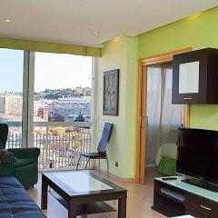 Отель Sants-Montjuïc Rambla Badal балкон