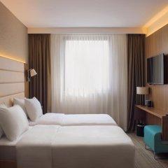 Отель Courtyard Marriott Belgrade City Center Сербия, Белград - 1 отзыв об отеле, цены и фото номеров - забронировать отель Courtyard Marriott Belgrade City Center онлайн комната для гостей фото 3