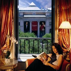Hotel Ritz Мадрид балкон