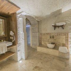 Ottoman Cave Suites Турция, Гёреме - отзывы, цены и фото номеров - забронировать отель Ottoman Cave Suites онлайн ванная фото 2