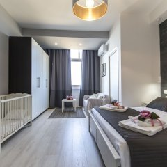 Апартаменты Mirò Luxury Apartment Агридженто комната для гостей фото 4