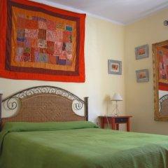 Отель Casas Lomas сейф в номере