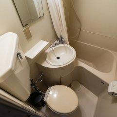 Отель Akasaka Haitsu Фукуока ванная