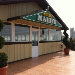 Mashuk Hotel балкон