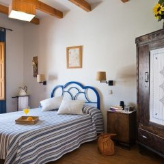 Отель Casa Rural Miel y Romero комната для гостей фото 3