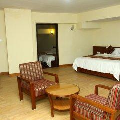 Отель Woodland Kathmandu Непал, Катманду - отзывы, цены и фото номеров - забронировать отель Woodland Kathmandu онлайн комната для гостей фото 5