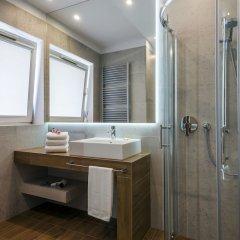 Отель Patio Польша, Вроцлав - отзывы, цены и фото номеров - забронировать отель Patio онлайн ванная фото 3
