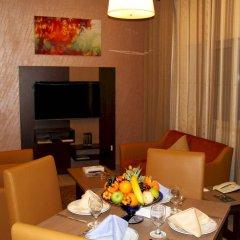 Отель Spark Residence Deluxe Hotel Apartments ОАЭ, Шарджа - отзывы, цены и фото номеров - забронировать отель Spark Residence Deluxe Hotel Apartments онлайн комната для гостей фото 2
