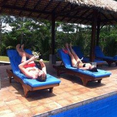Отель Niyagama House Шри-Ланка, Галле - отзывы, цены и фото номеров - забронировать отель Niyagama House онлайн бассейн фото 3