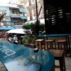Отель Dpm Hostel Bangkok Таиланд, Бангкок - отзывы, цены и фото номеров - забронировать отель Dpm Hostel Bangkok онлайн питание