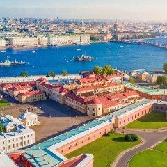 Отель Парк Крестовский Санкт-Петербург пляж фото 2