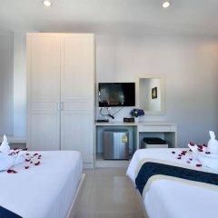 Отель 88 Hotel Phuket Таиланд, Карон-Бич - 1 отзыв об отеле, цены и фото номеров - забронировать отель 88 Hotel Phuket онлайн комната для гостей фото 5