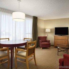 Отель Embassy Suites Washington D.C. - Convention Center США, Вашингтон - отзывы, цены и фото номеров - забронировать отель Embassy Suites Washington D.C. - Convention Center онлайн удобства в номере фото 2