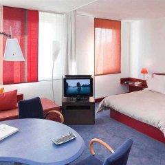Отель Novotel Suites Geneve Aeroport комната для гостей фото 3