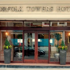 Norfolk Towers Paddington Hotel бассейн