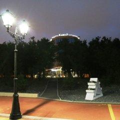 Отель Кавказ Сочи приотельная территория