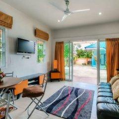 Отель Full Jazz Villa Phuket Bangtao комната для гостей фото 3