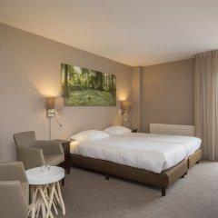 Отель Fletcher Hotel - Resort Spaarnwoude Нидерланды, Велсен-Зюйд - отзывы, цены и фото номеров - забронировать отель Fletcher Hotel - Resort Spaarnwoude онлайн комната для гостей фото 5