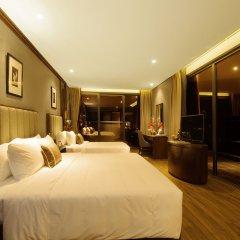 Boton Blue Hotel & Spa комната для гостей