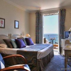 Отель Hôtel La Pérouse Франция, Ницца - 2 отзыва об отеле, цены и фото номеров - забронировать отель Hôtel La Pérouse онлайн комната для гостей фото 5