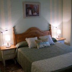 Отель Rural Gloria Сьерра-Невада комната для гостей фото 2
